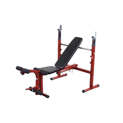 Best Fitness Olympic Bench with Leg Developer-Best Fitness Equipment