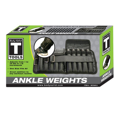 Body-Solid Tools Ankle Weights-Best Fitness Equipment
