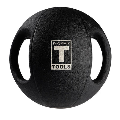 Body-Solid Tools Dual Grip Medicine Ball-Best Fitness Equipment