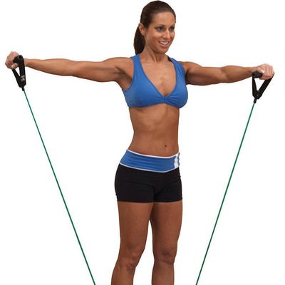Body-Solid Tools Resistance Tube-Best Fitness Equipment