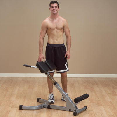 Powerline 45° Back Hyperextension-Best Fitness Equipment