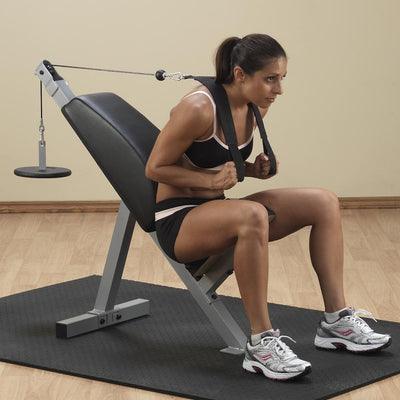 Powerline AB Bench-Best Fitness Equipment