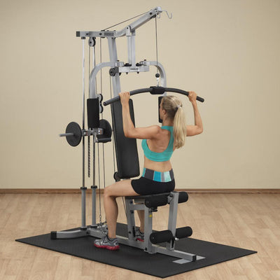 Powerline Hardcore Home Gym-Best Fitness Equipment