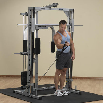 Powerline Lat Attachment for Powerline Smith Machine-Best Fitness Equipment