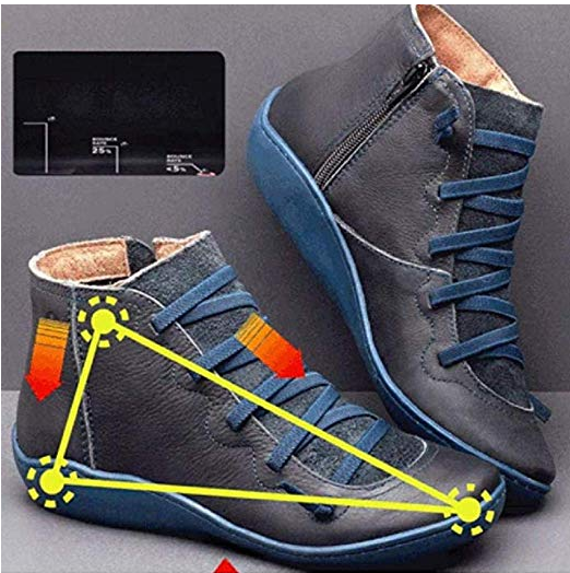 2019 NEW🔥Comfortable Arch Support Boots(60% OFF-Last day promotion)