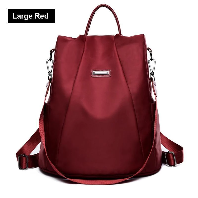 Anti-theft Women Waterproof Backpack( 60% off-The Last day promotion)