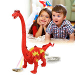 Walking Brachiosaurus Toy with LED Projector(70% OFF)