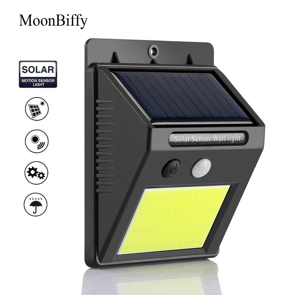 LED Waterproof Solar Powered Light