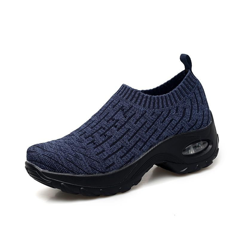 Women's Breathable Air Cushion Leisure Shock Sneakers(70% off-Last day promotion)