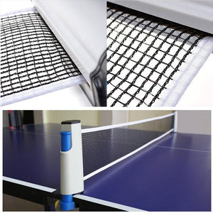 New Portable Table Tennis Net Post(50% OFF)