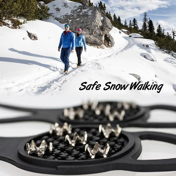 (Christmas Promotion)Silicone Climbing Non-Slip Shoe Grip(50% OFF)