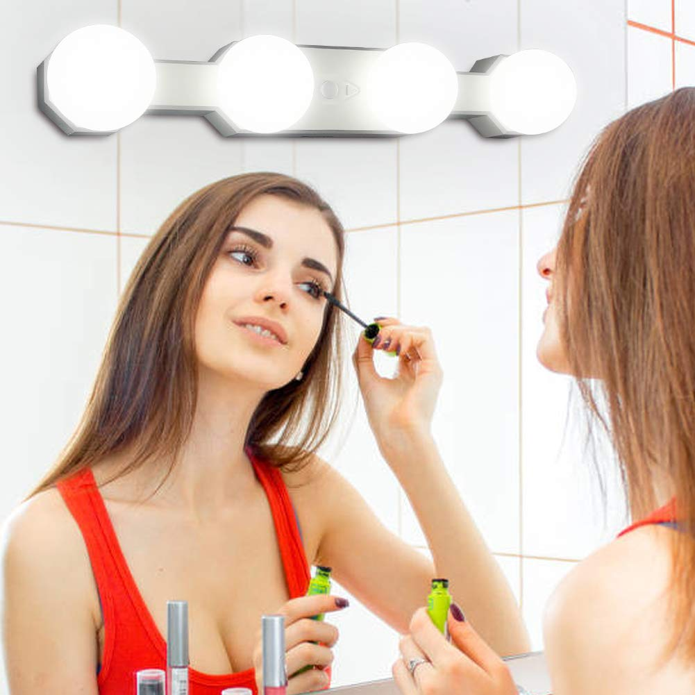 Portable Makeup Mirror Light Bulbs