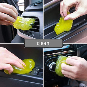 Glue Clean Tool, Sticky Cleaning Slime