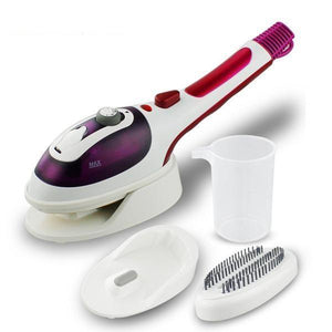 2 in 1 Portable Steam Iron