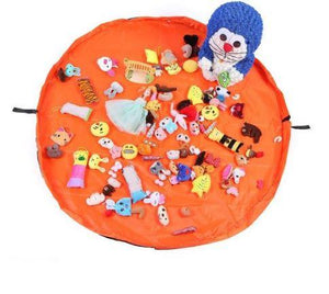 Giggles - Lego/Toy Bag & Play Mat