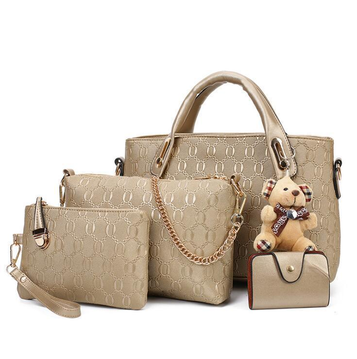 (70% off-Last day promotion)Handbag for Women (Buy One get Four)