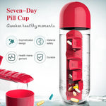 Seven-Day Pill Cup