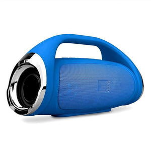 Portable Bluetooth Speaker with Subwoofer