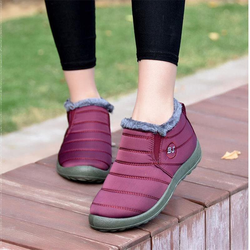 2019  Hot 🔥WOMEN'S SOFT SOLE WARM ANKLE BOOTS (65% off-Last day promotion)