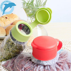 Kitchen Storage Bag Cap(50% OFF)
