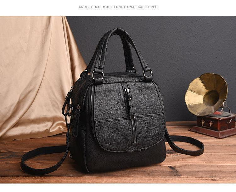 Multipurpose Backpack Shoulder Handbag-70% off(Last day promotion)
