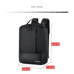(50% off-Last day promotion)Premium Anti-theft Laptop Backpack with USB Port