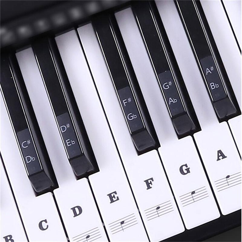 🔥Buy 1 get 1 free🔥 Ultimate Full Set Piano Key Sticker