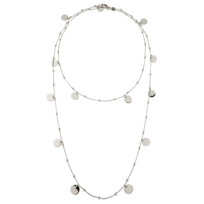 DISC NECKLACE | GENNY.PI® NECKLACES - JEWELERY GENNY.PI® MILAN