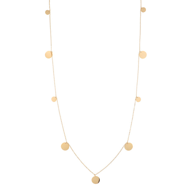 SUBJECTS NECKLACE | GENNY.PI® NECKLACES - JEWELERY GENNY.PI® MILAN
