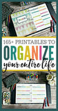 This Organized Life: 160+ Printable Collection