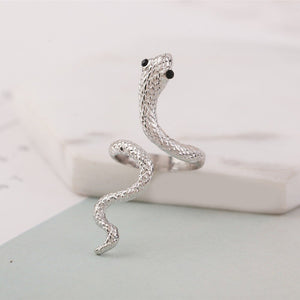 Bague Serpent 3D