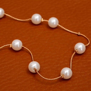 Collier de Perles Fantaisie