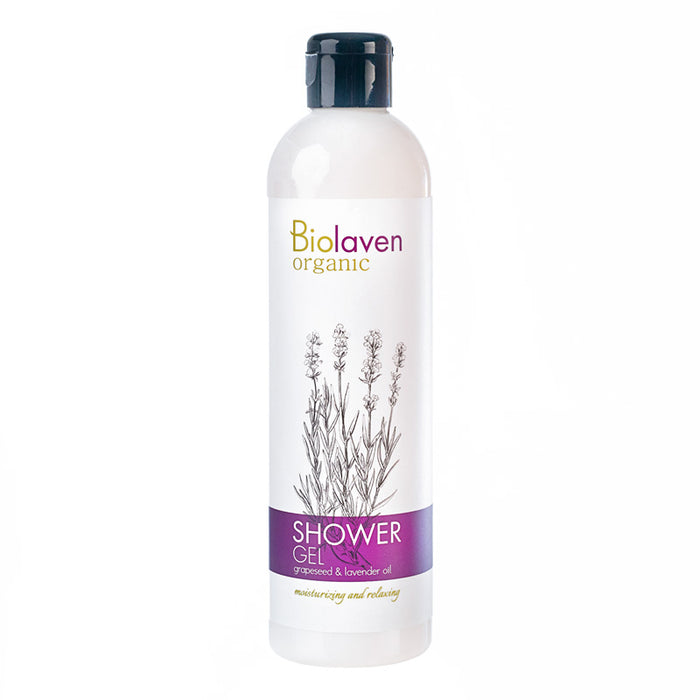 BIOLAVEN Shower Gel 300 ml-Shower Gel-Biolaven-Eko Kids