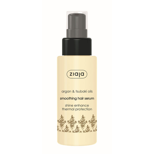 Ziaja Argan and Tsubaki Oils Smoothing Hair Serum 50ml
