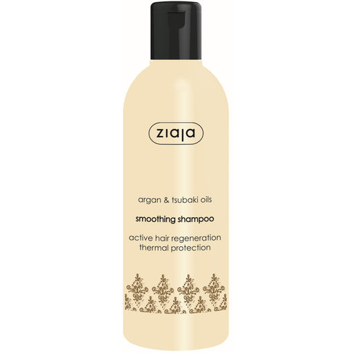 Ziaja Argan and Tsubaki Oils Smoothing Shampoo 300ml