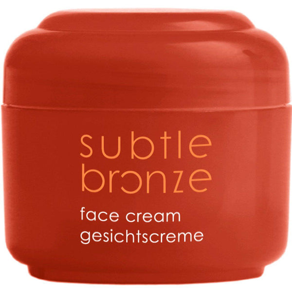 Ziaja Subtle Bronze Face Cream 50ml