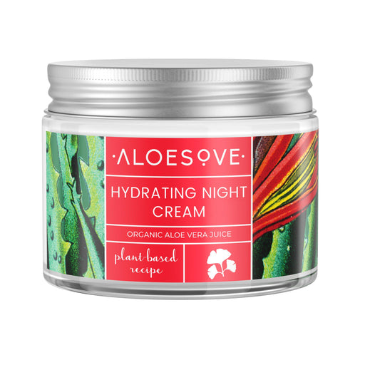 ALOESOVE Hydrating Night Cream 50 ml-Face Cream-Aloesove-Eko Kids
