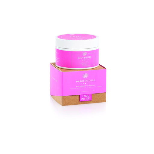 Anti-Cellulite Body Butter with Caffeine - Body Boom - Eko Kids