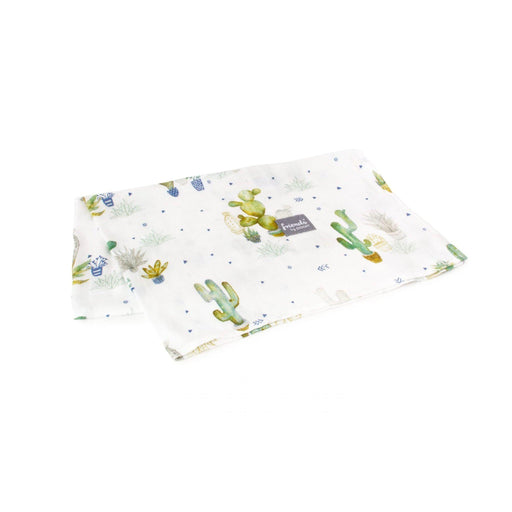 Bamboo Muslin Square - Tropical - Poofi - Eko Kids
