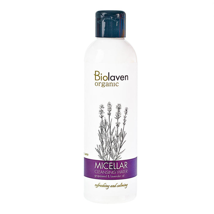 BIOLAVEN Micellar Cleansing Water 200 ml-Makeup remover-Biolaven-Eko Kids