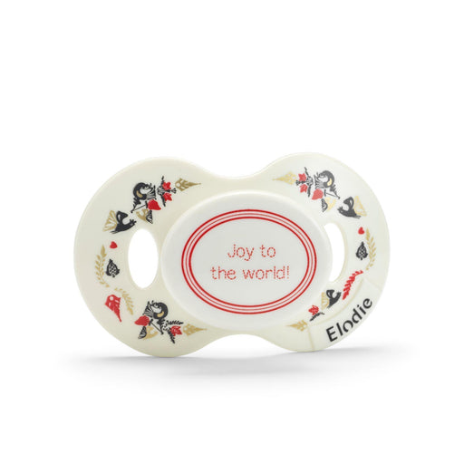 Christmas Pacifier - Joy To The World - Elodie Details - Eko Kids