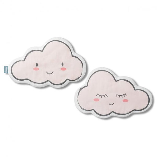 Snap The Moment Cloud Shaped Pillow Pink