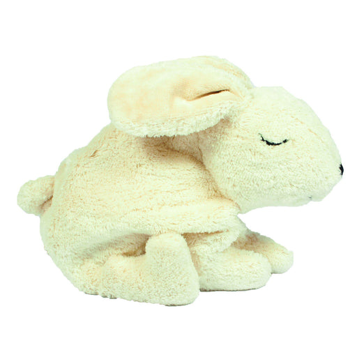 Cuddly Animal (large)-Soft Toy-Senger Naturwelt-Rabbit - White-Eko Kids