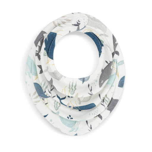 Cotton Dribble Bib-Bib-ColorStories-Ocean-Eko Kids
