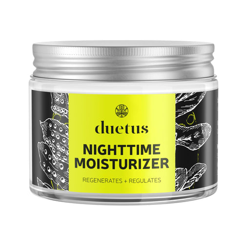 DUETUS Nighttime Moisturizer 50 ml-Face Cream-Duetus-Eko Kids