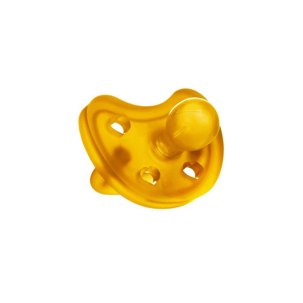 Eco Natural Rubber Round Pacifier - EcoViking - Eko Kids