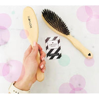 Hair Brush with Boar Bristles - Lullalove - Eko Kids