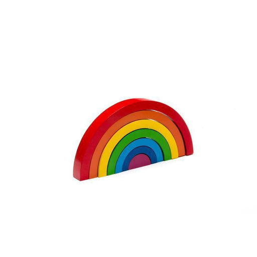 Handmade Wooden Rainbow Toy-Wooden Toy-Best Years Ltd-Eko Kids