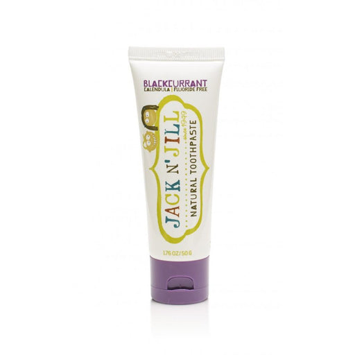 Natural Toothpaste 50g-toothpaste-Jack and Jill-Eko Kids