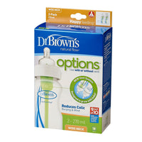 Options Anti Colic Baby Bottle 270ml (2-pack) - Dr Brown's - Eko Kids
